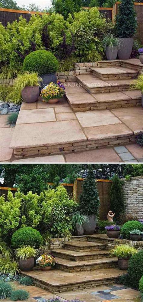 garden steps ideas awesome diy ideas to make garden stairs and steps
