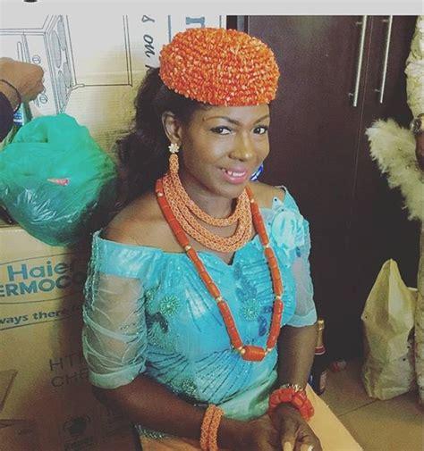 tumfweko nollywood susan peters traditional wedding 2