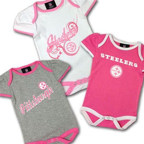 nfl newborn fan 53 best nfl apparel images on steelers stuff