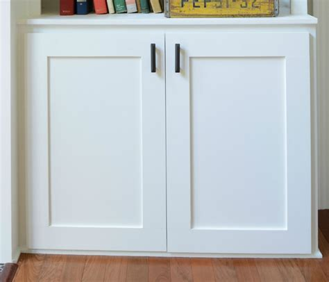 Entry Cabinet With Doors How To Build A Cabinet Door Decor And The