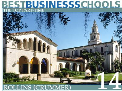 Rollins Mba Tuition by The Top Part Time Business Schools