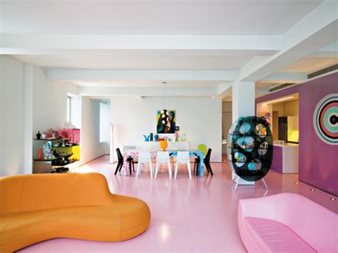 karim rashid interior design colorful karim rashid apartment designs iroonie com