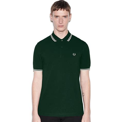 Polo Shirt Fred Perry fred perry polo shirt snow white