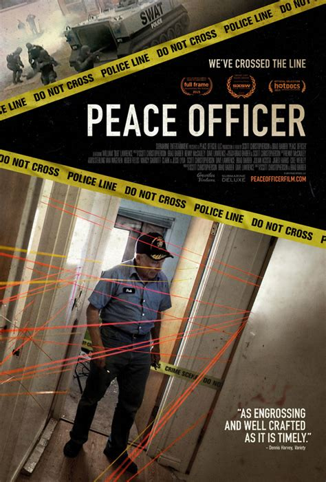 What Is A Peace Officer official trailer for peace officer documentary on