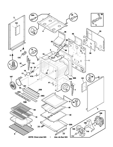 frigidaire gallery dishwasher parts diagram refrigerator parts frigidaire gallery refrigerator parts