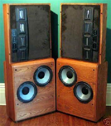infinity 3 5 speakers infinity rs4 5