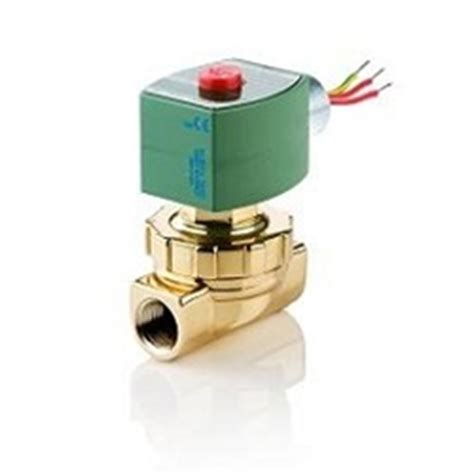 Dwyer Sbsv B5n2 Brass Solenoid Valves 2 Way Guided Nc asco 8222g047 120 60 2 way solenoid valve 1 2 quot