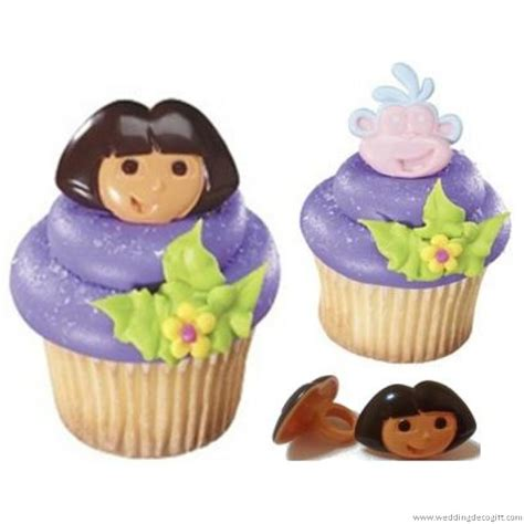 Box Cupcake 6pcs the explorer cupcake ring the explorer cupcake