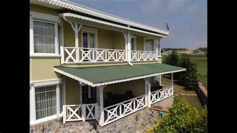 veranda mit balkon bah 231 eniz i 231 in ahşap veranda tasarımları