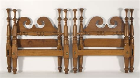 colonial style beds pair of colonial style twin beds 2223152