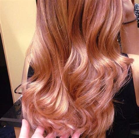 rose gold blonde hair color 25 best rose blonde hair ideas on pinterest rose gold hair