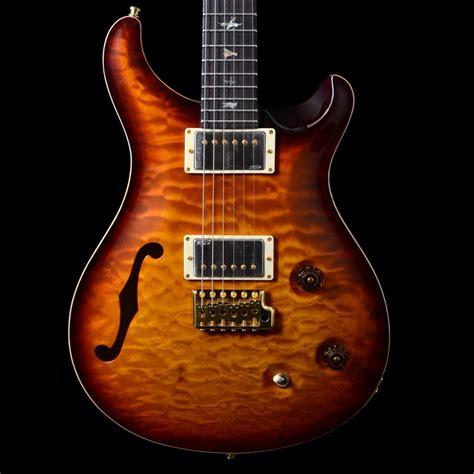 Guitar Electric Prs Belang buy prs custom 22 semi hollow ltd edition one quilt