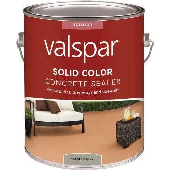 valspar solid color concrete sealer buy the valspar mccloskey 024 0082020 007 concrete sealer