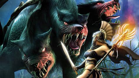 wallpaper girl monster 14 titan quest hd wallpapers backgrounds wallpaper abyss