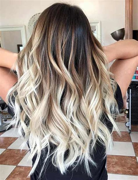 how to add brown roots on blonde hair 20 amazing brown to blonde hair color ideas the healthy