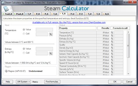 steam calculator