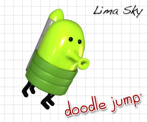 doodle jump cheats to change character doodle jump by koyima on deviantart