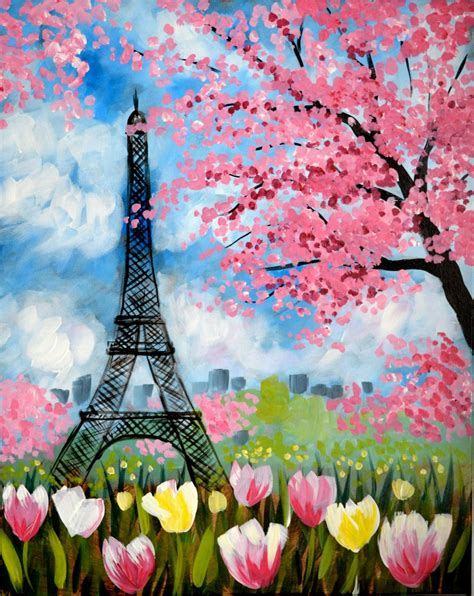 spring painting ideas art rave paris in spring tickets in lake villa il united