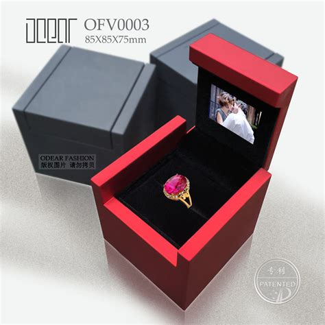 Wedding Ring Box Indonesia by Lcd Jewelry Jewelry Display Box Personalized