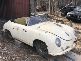 bathtub porsche for sale a bathtub by any other name 1955 porsche continenta