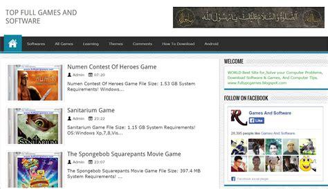 scaricare web gratis dove scaricare gratis i giochi per pc ps3 xbox 360 e wii