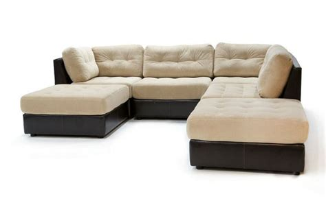 mor furniture sectionals mor furniture for less quantum tan 6 piece sectional
