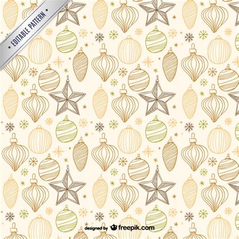 retro christmas pattern vector free vintage christmas pattern vector free download