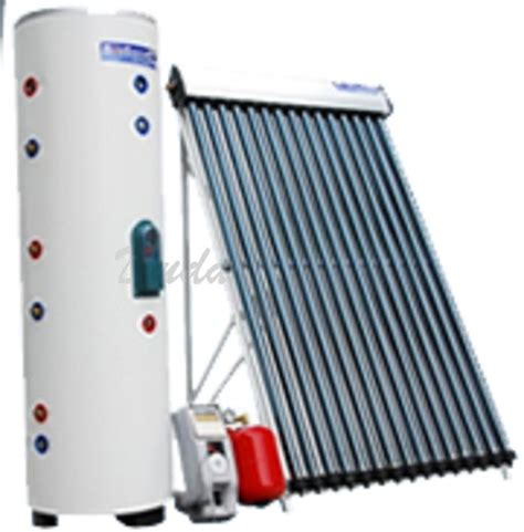 Green Energy Solar Water Heater just one exle of a solar water heater system ao smith allows you to add boosters and