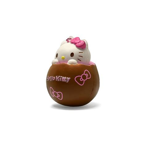 hello chocolate egg squishy by nic