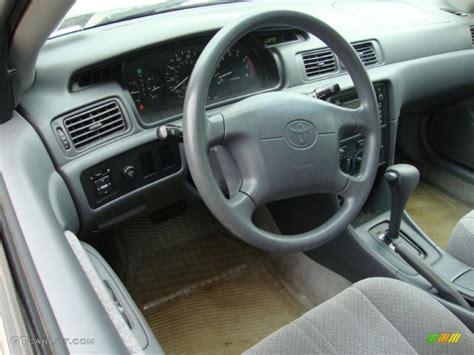 2000 Toyota Camry Interior Gray Interior 2000 Toyota Camry Le Photo 41064235