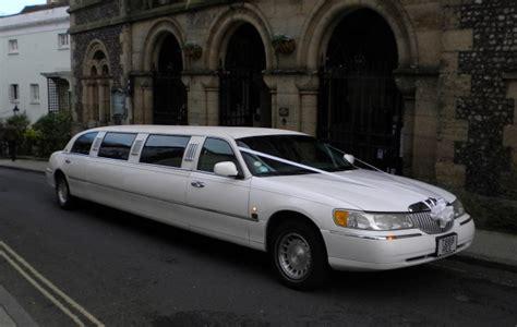 Black Tie Limo by Wedding Cars Worthing Sussex Black Tie Limos