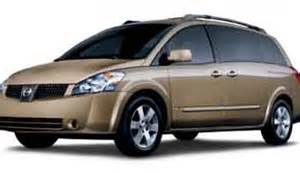 Nissan Quest Reviews 2004 2004 Nissan Quest Review Ratings Specs Prices And