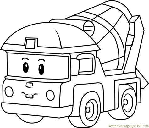 robocar poli coloring pages games mickey coloring page free robocar poli coloring pages