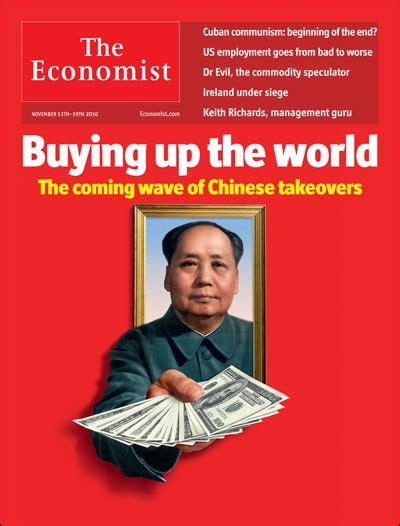 china buys up the world