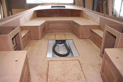 sloep zoeken houten sloep interieur google zoeken boot bouwen