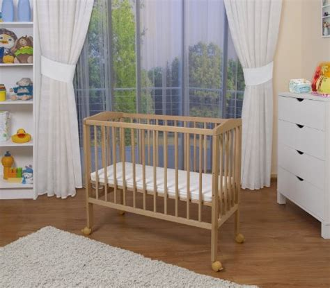 Bedside Cot Co Sleeper by Waldin Baby Bedside Cot Co Sleeper Height Adjustable