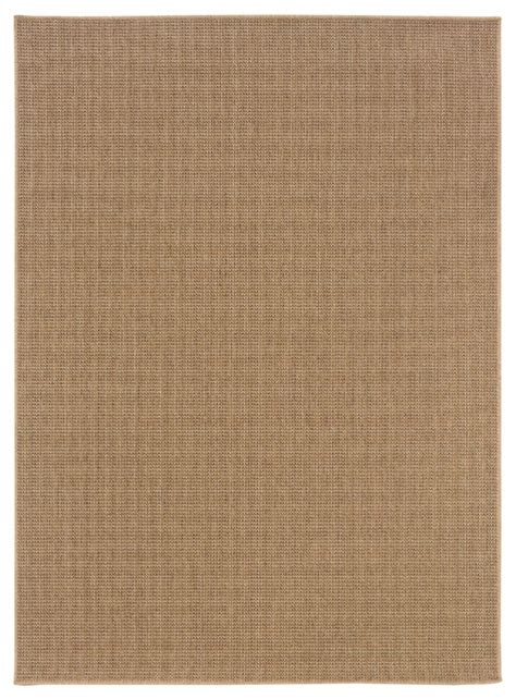 Oriental Weavers Karavia Indoor Outdoor Sisal Look Sand Outdoor Sisal Rug
