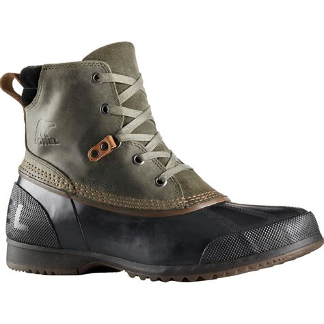 mens sorels winter boots sorel ankeny boot s backcountry