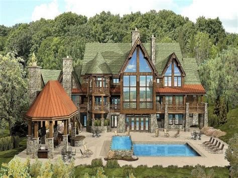 log lodge floor plans luxury mountain log homes luxury log cabin home floor