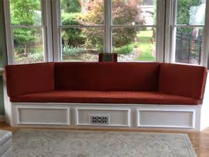Bay Window Seat Cushions Custom Bay Window Seat Cushion Trapezoid Cushion With