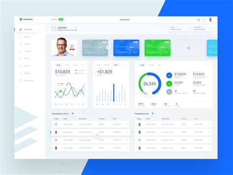 banking dashboard templates banking dashboard templates iranport pw