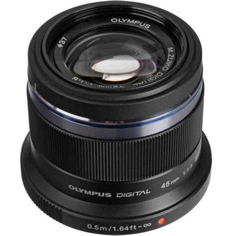 Olympus 45mm F1 8 Lens olympus lens mz 45mm f1 8 blk