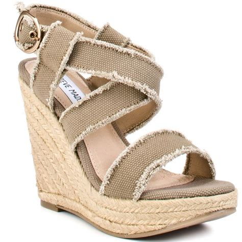Sandal Wedges Heels Clog Wanita Vkt 420 12 best images about boots and shoes on tassels taupe and steve madden
