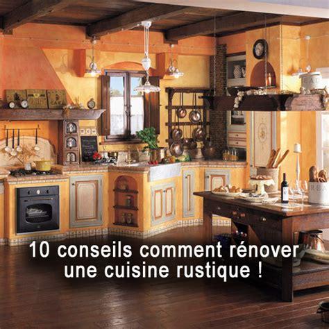 relooker une cuisine rustique en ch麩e renover une cuisine rustique en moderne devis sur photos
