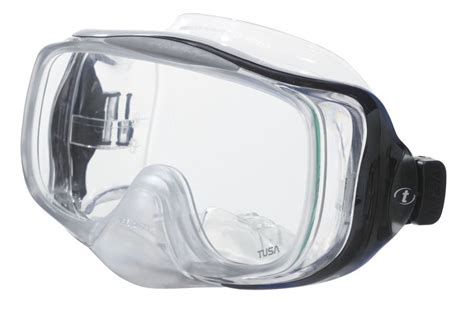 Mask Problue Rubber Snorkeling Nose Purge tusa dive mask with build in purge valve in nose of mask for easy clearing ebay