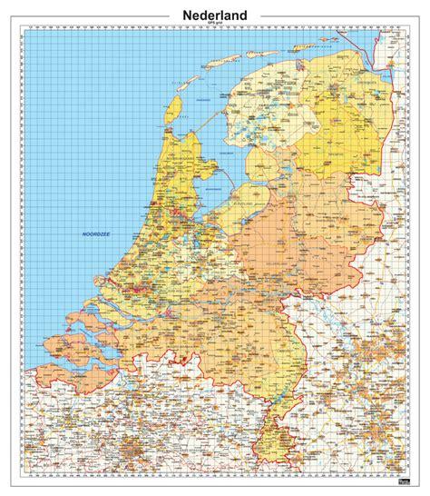 Or Nederland Kaart Nederland Met Plaatsnamen Quotes