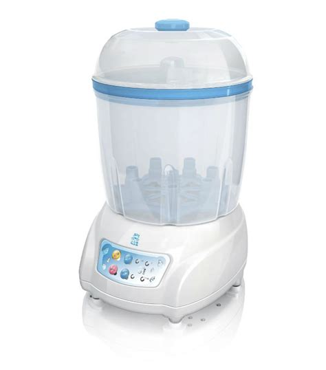 Iq Baby Nasal Aspirator snow hl 0681 multifunctional baby milk bottle steam