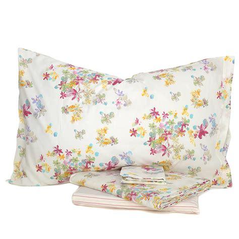 lenzuola letto una piazza e mezza completo lenzuola vanish una piazza e mezza caldo cotone