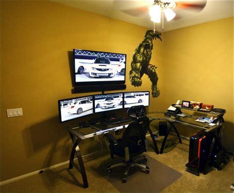 22 amazing gaming room set ups 22 amazing gaming room set ups