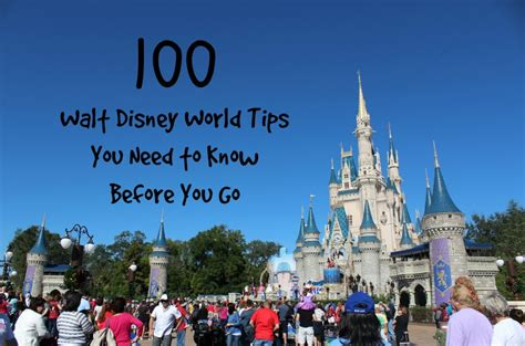 11 tips you need to know before building a shipping the top 100 walt disney world tips you need to know before